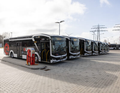 Hamburg: VHH Orders 20 More MAN Lion's City E Electric Buses