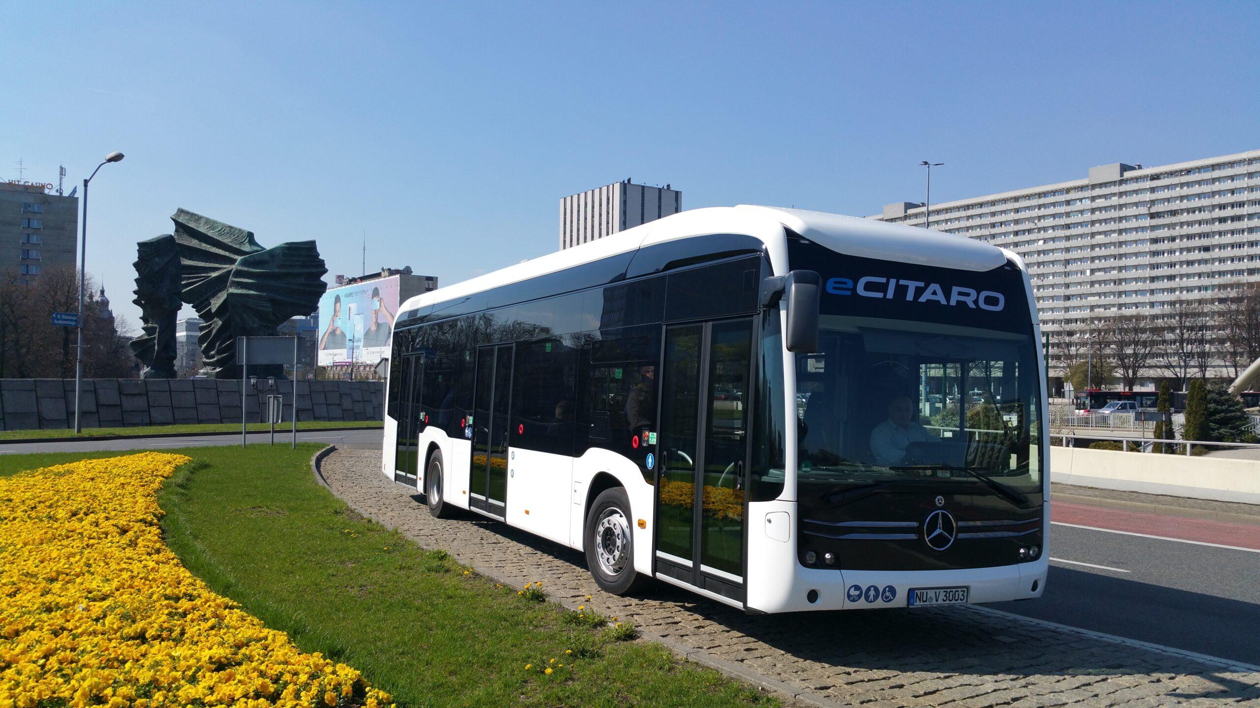 Mercedes-Benz eCitaro Poland