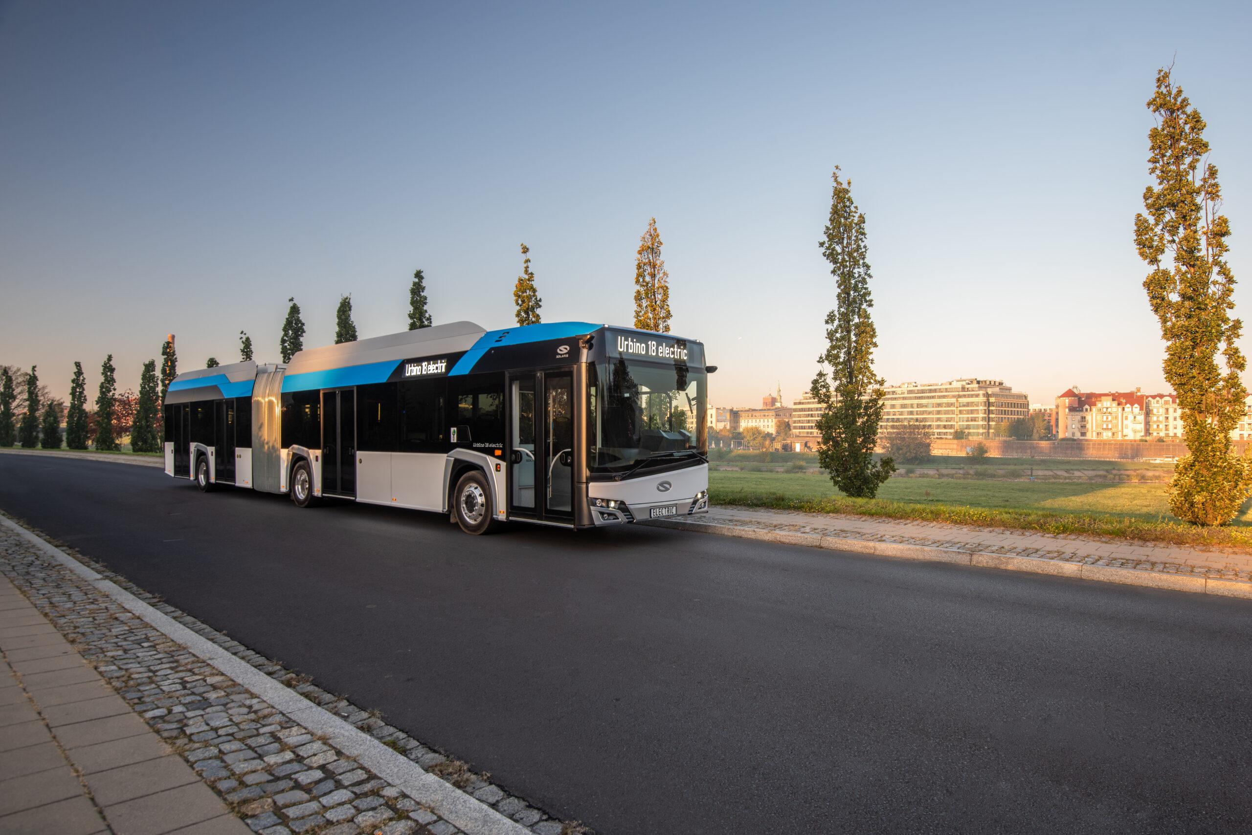 Lublin solaris buses