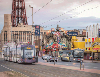 Blackpool Transport Go Contactless with Ticketer