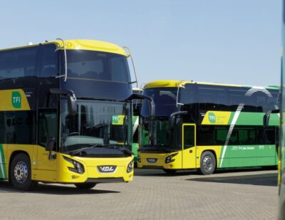VDL Bus & Coach Commences Delivery of 53 Futuras to the NTA, Ireland