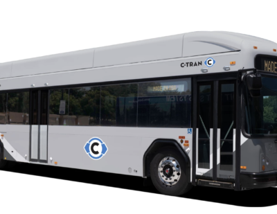 C-Tran Awards GILLIG $9.7 Million Contract for Battery Electric Buses