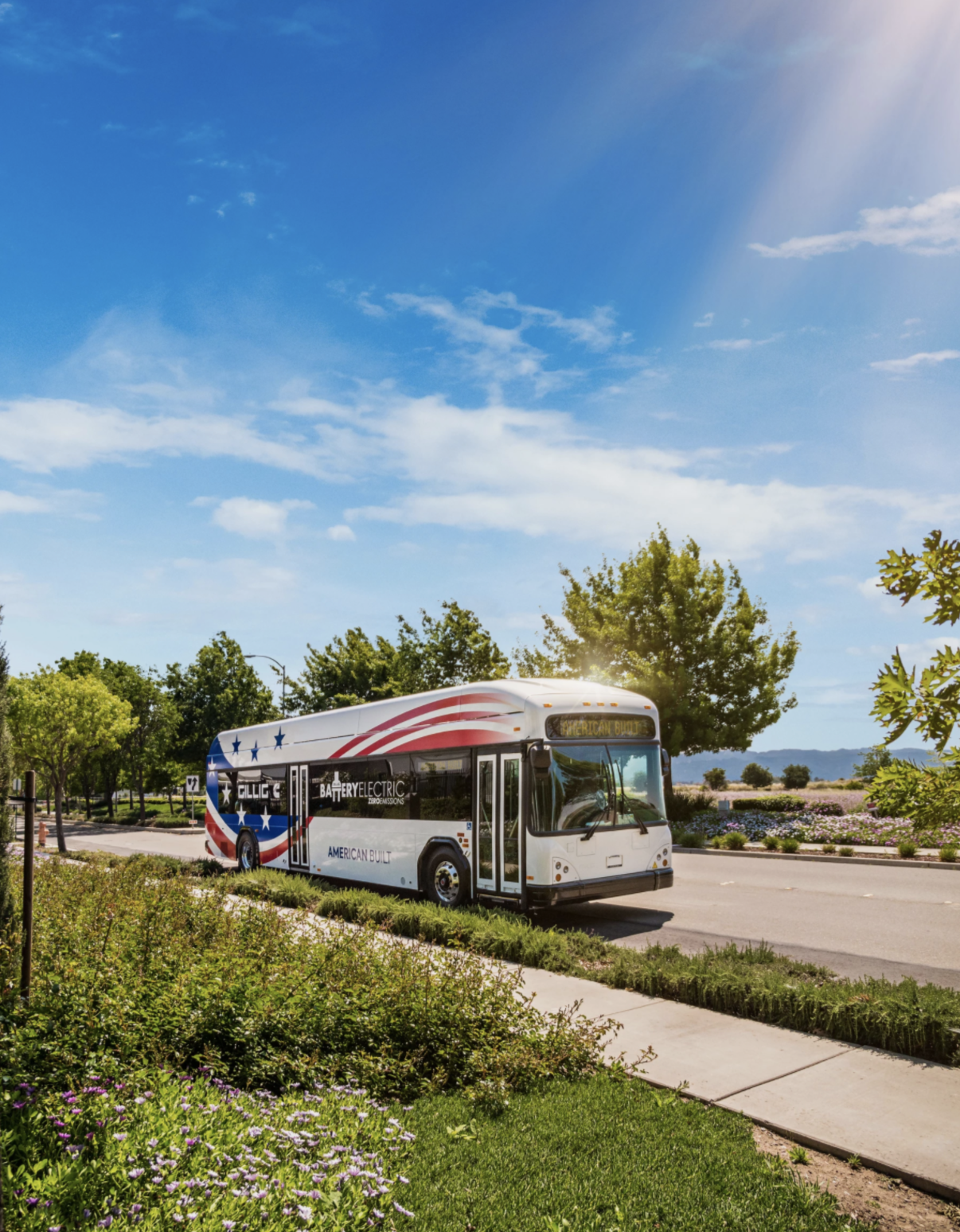 gillig battery electric bus testing