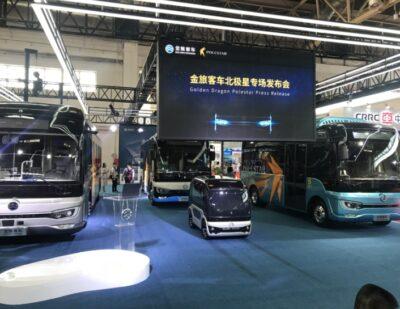 Golden Dragon Polestar Series Buses Make Three Major Innovations