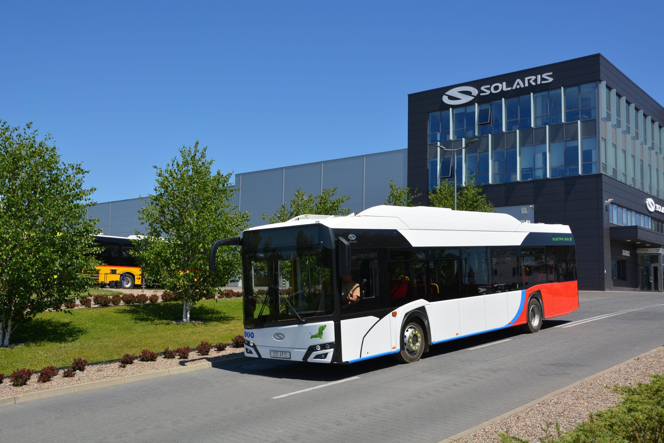 solaris buses malbork