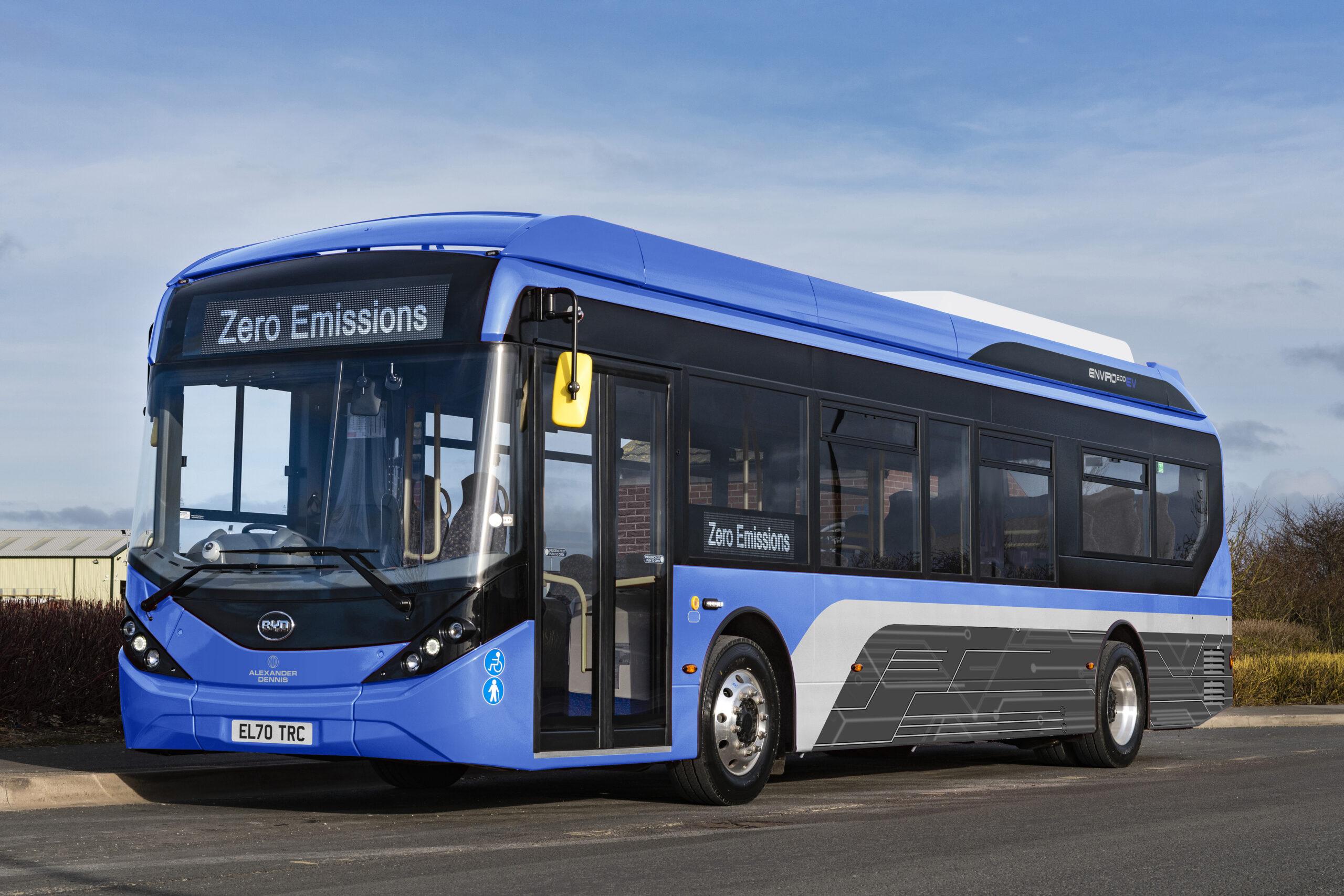 scotland zero emission buses