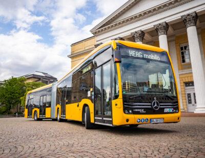 24 Mercedes-Benz eCitaro for Darmstadt