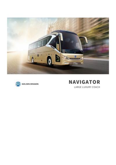 Golden Dragon – Navigator Luxury Coach