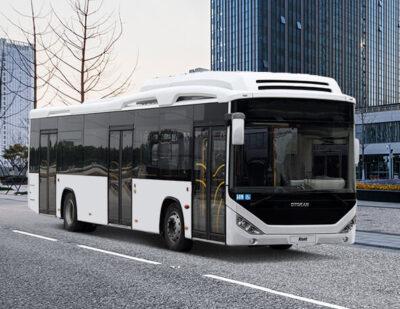 Otokar Receives Order for 50 CNG Buses from Azerbaijan