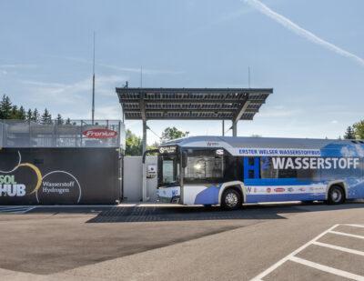 Upper Austria: Another Region to Test Solaris Hydrogen Bus