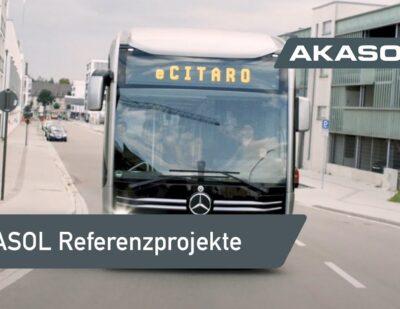 AKASOL AG | High Performance Battery Systems