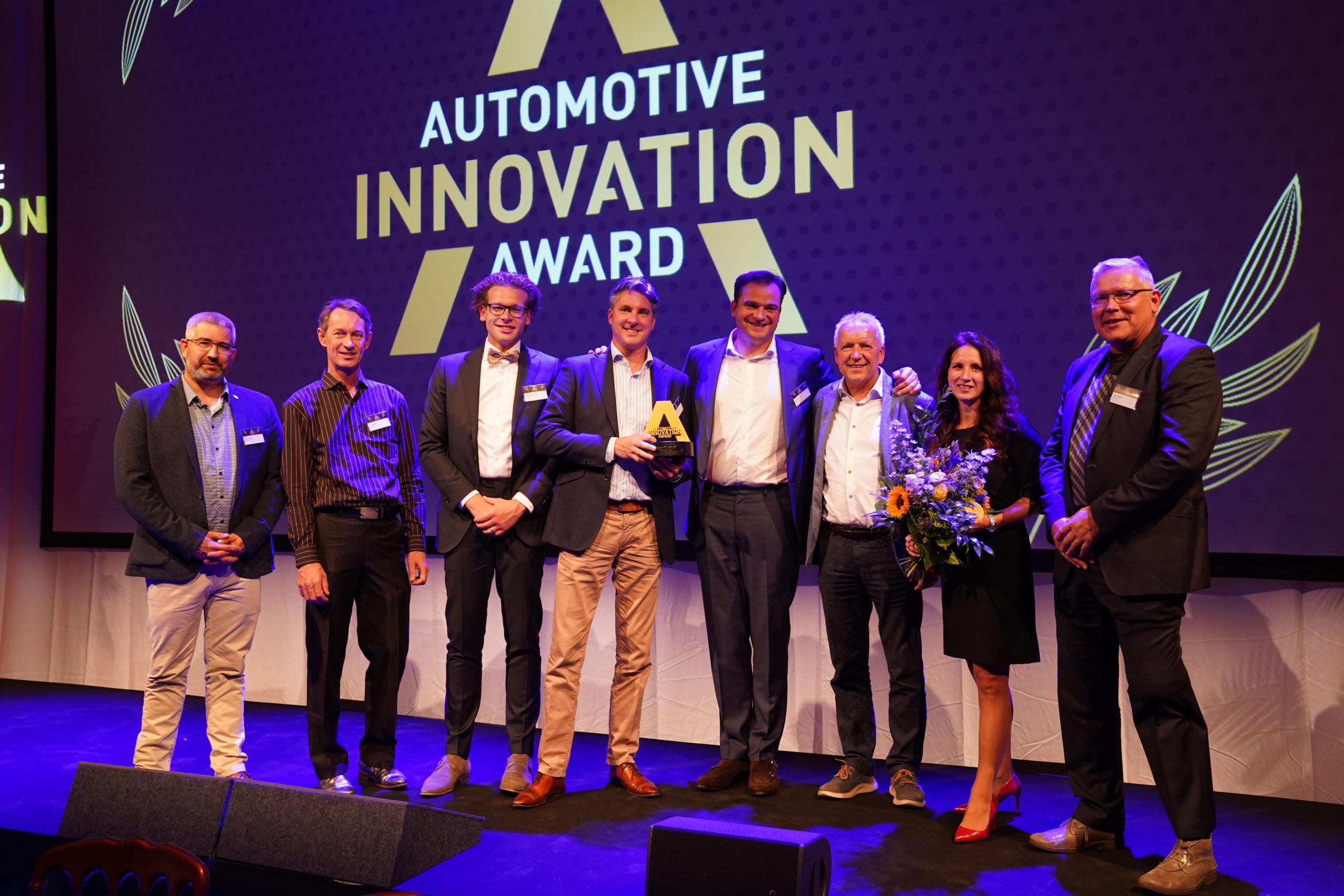 Ebusco Automotive Innovation Award