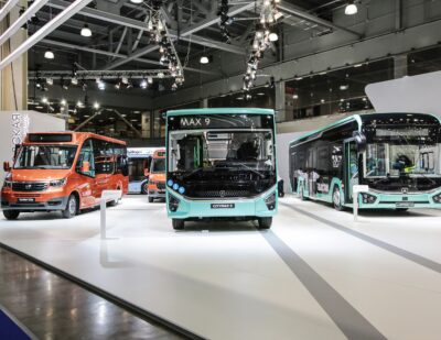 New GAZ Products at COMTRANS 2021
