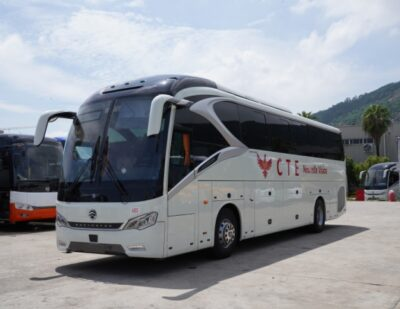 50 Golden Dragon Coaches to Arrive in Côte d'Ivoire for Operation