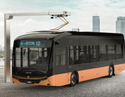 e-ATA: A New Fully Electric Series by Karsan
