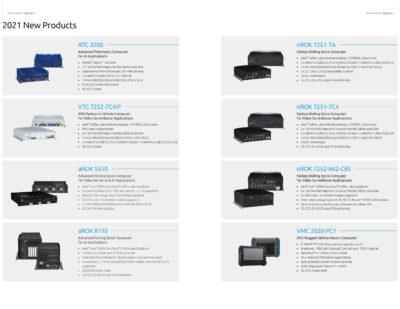 NEXCOM   2021 New Products