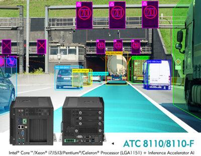 NEXCOM ATC 8110: Driving the Next Stage of Law Enforcement Vehicle Telematics