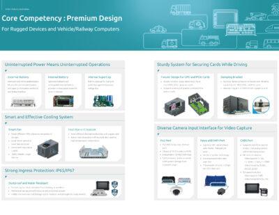NEXCOM   Premium Design For Rugged Devices