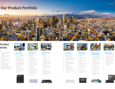 NEXCOM   Product Portfolio