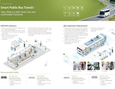 NEXCOM   Smart Public Bus Transit