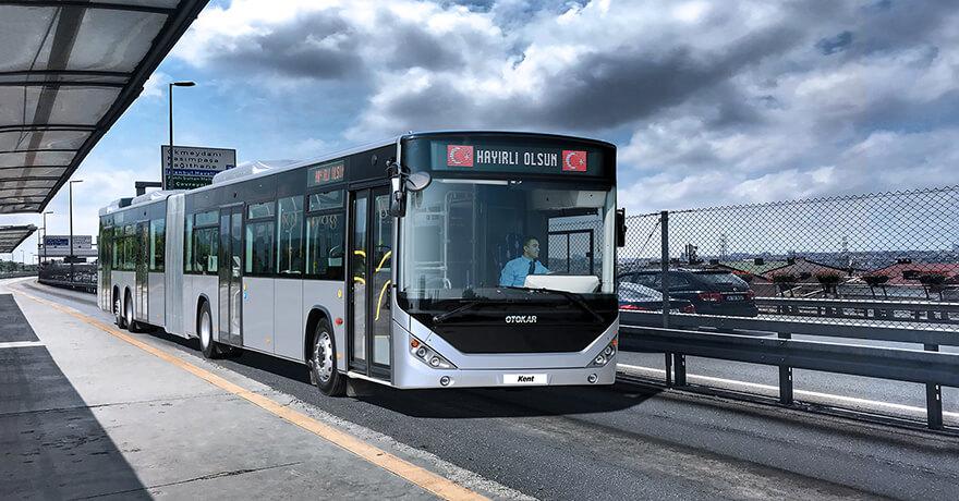 otokar buses istanbul
