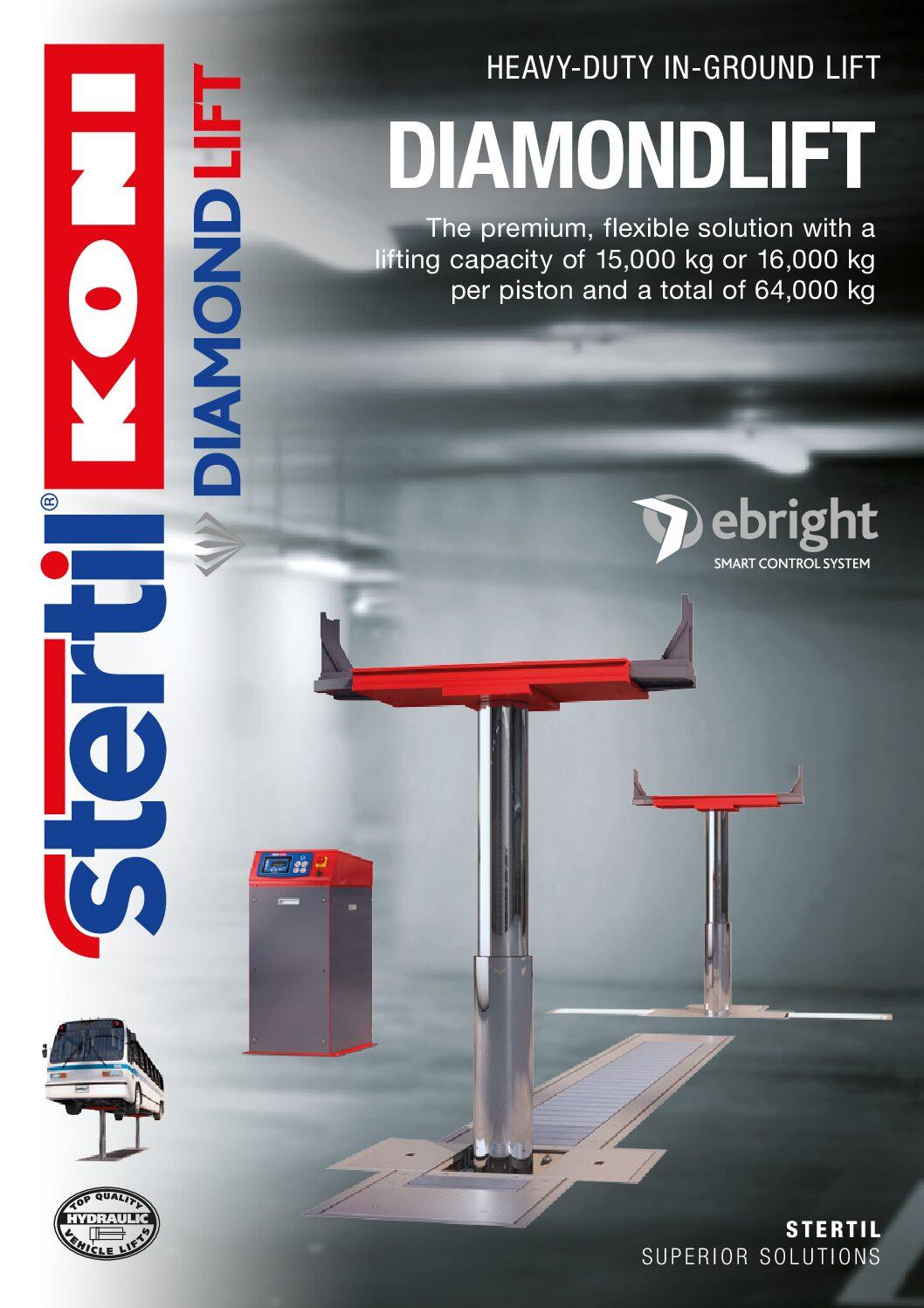 Stertil-Koni: DIAMONDLIFT – GB Version