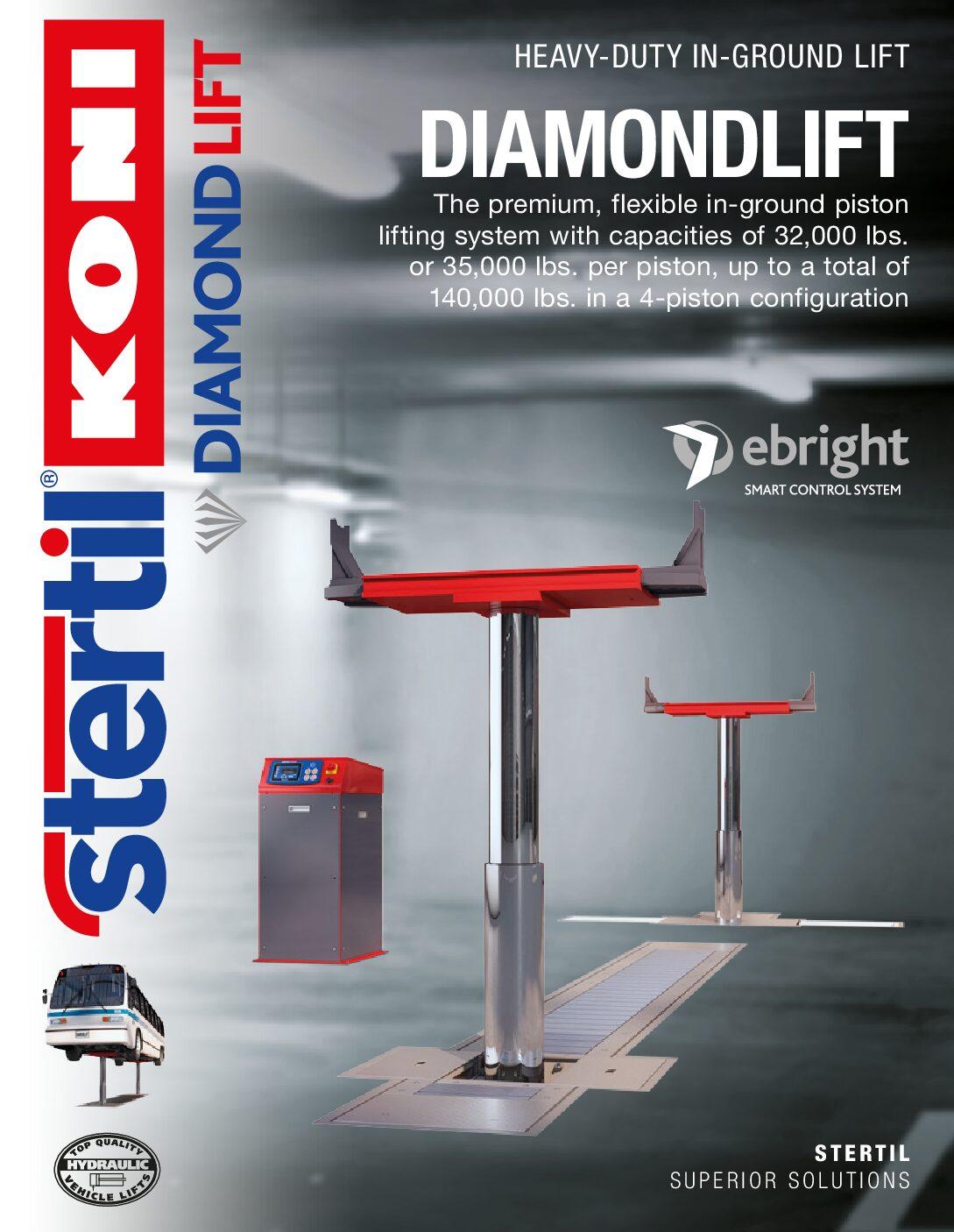 Stertil-Koni: DIAMONDLIFT – US Version