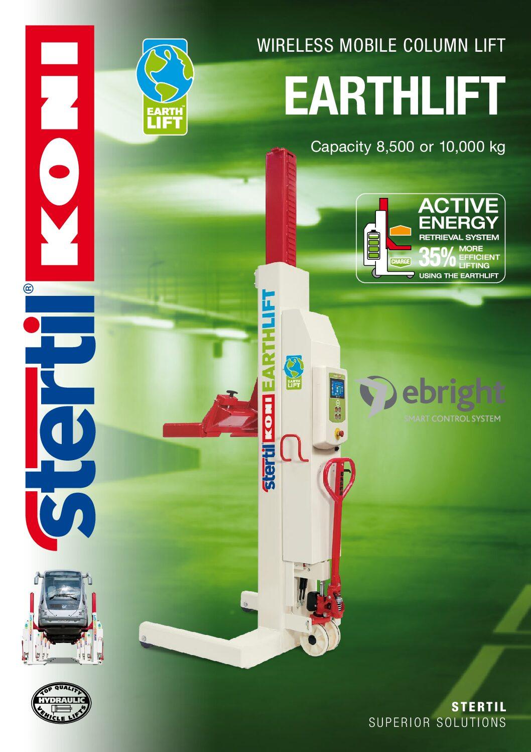 Stertil-Koni: EARTHLIFT – GB Version