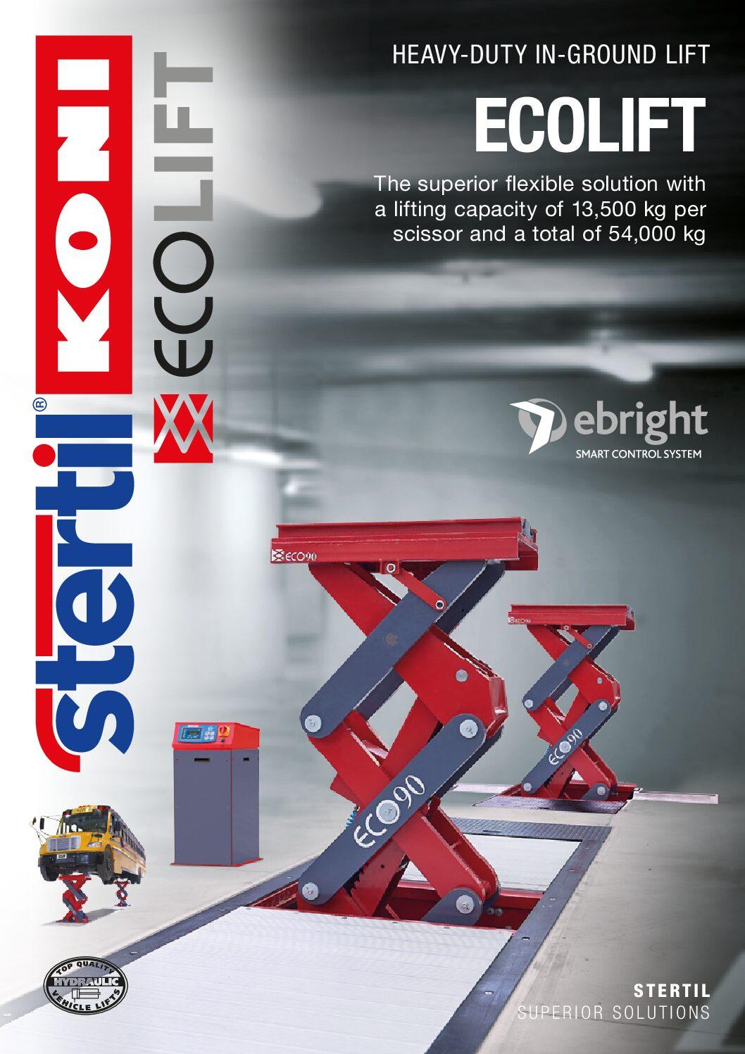 Stertil-Koni: ECOLIFT – GB Version