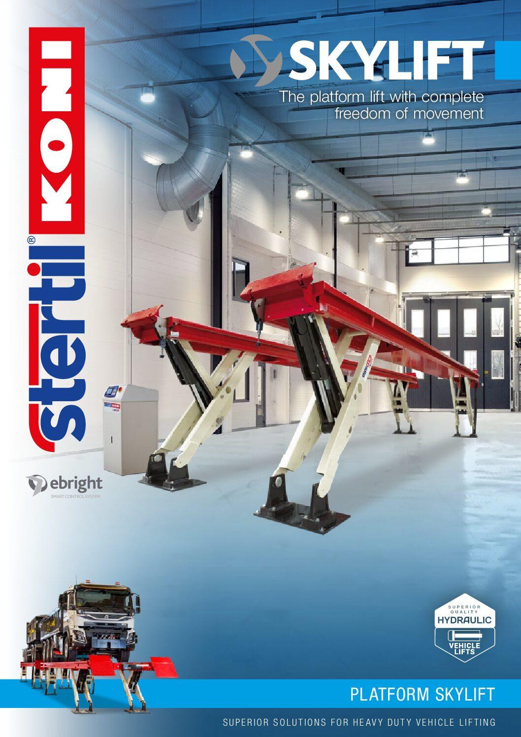 Stertil-Koni: SKYLIFT – GB Version