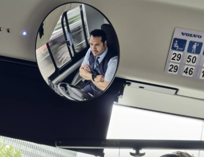 Volvo Buses: Driver Feedback Helps Develop Autonomous Solutions