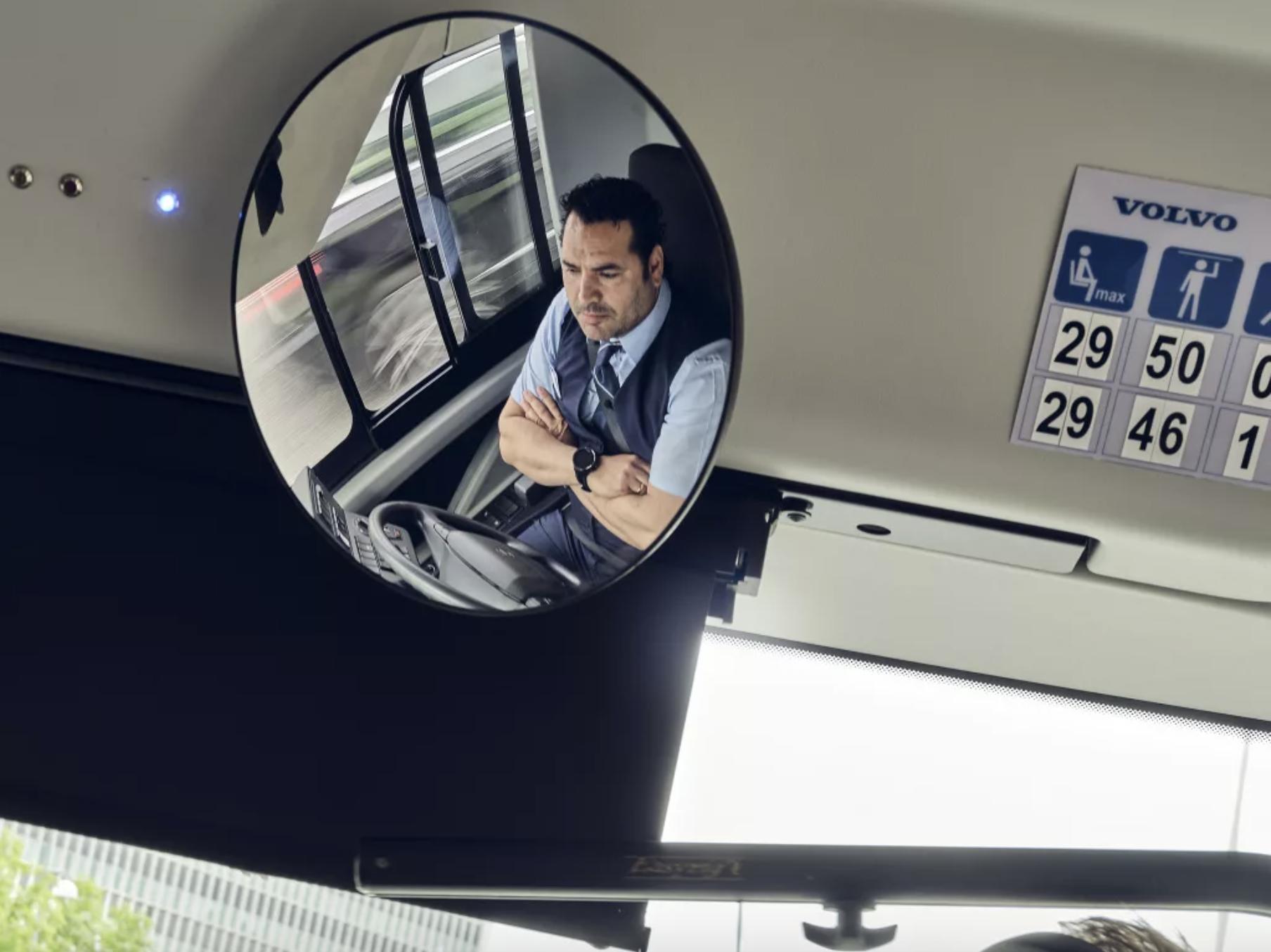 Volvo Buses Autonomous Solutions