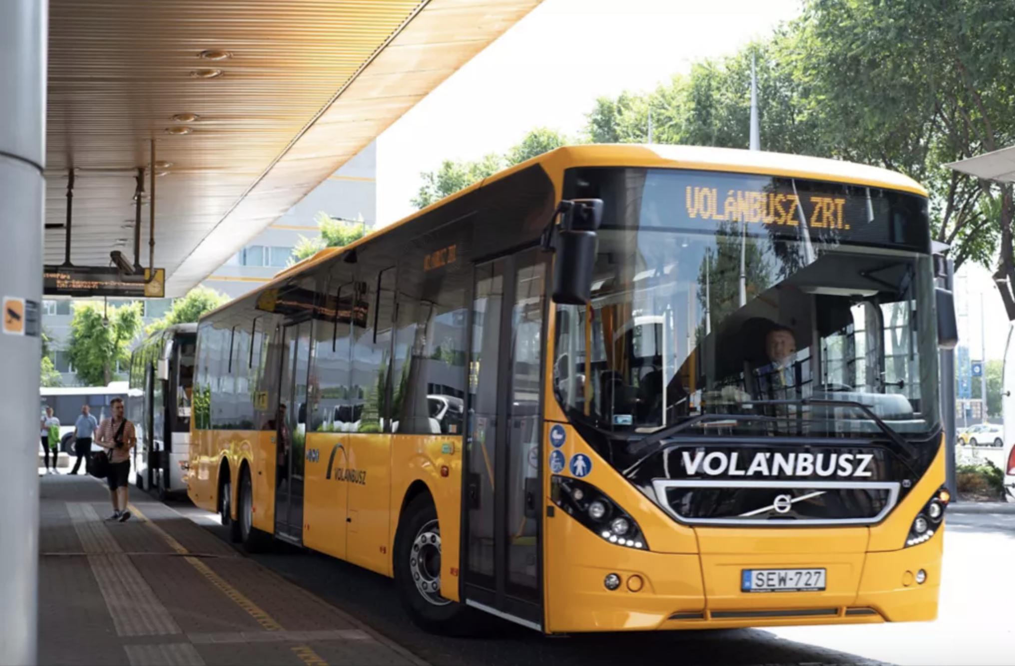 volvo buses hungary