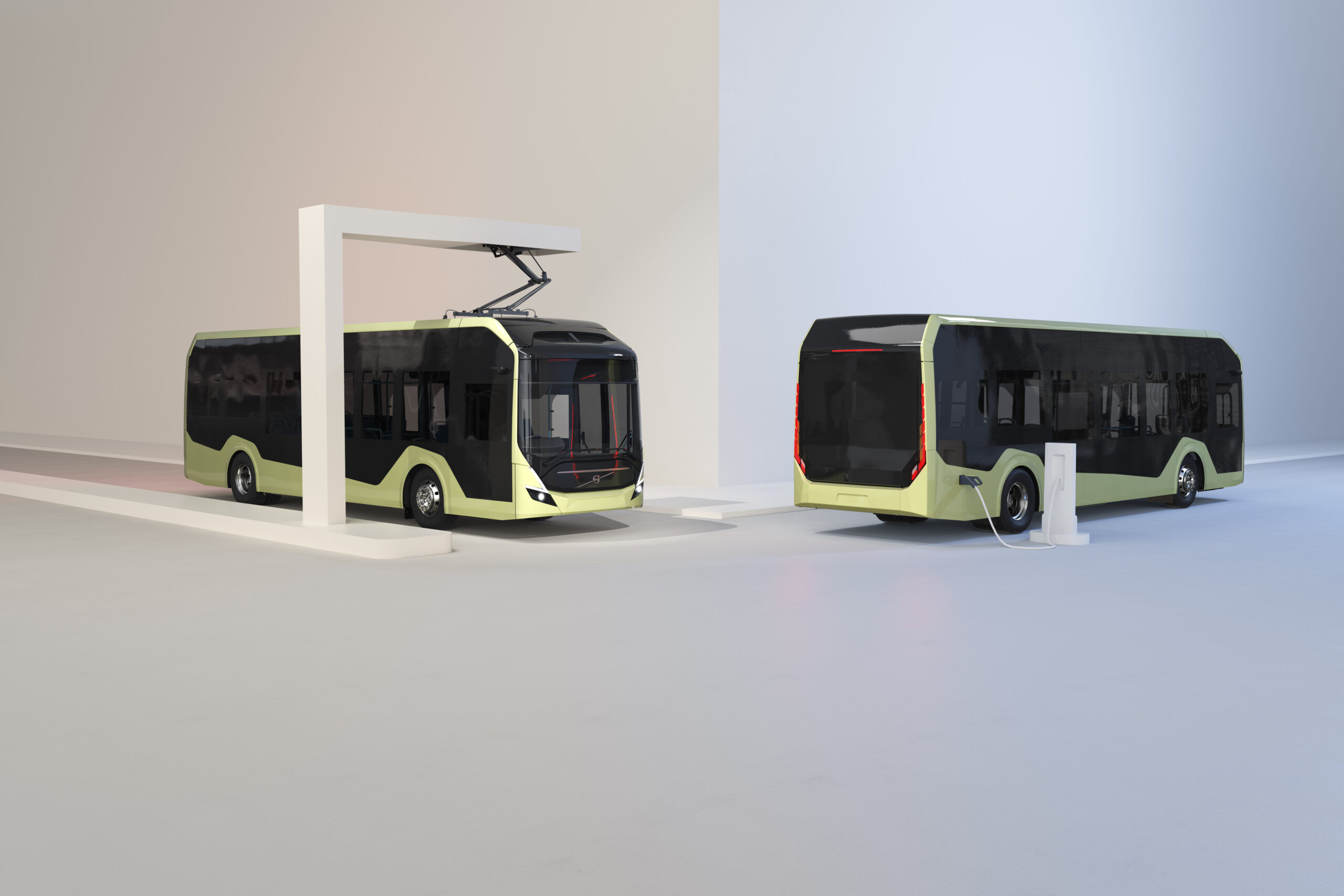 volvo buses electromobility