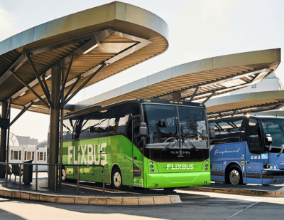 FlixMobility Acquires Greyhound to Expand U.S. Intercity Bus Services