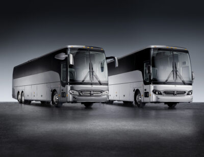 The New Tourrider: A Mercedes-Benz Motorcoach for North America