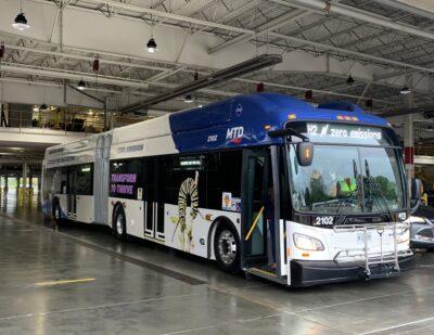 Champaign-Urbana: America's First 100% Renewable Hydrogen Fleet