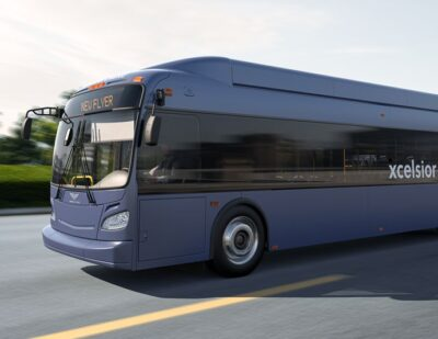 New Flyer Receives Order for up to 150 Buses from NFTA-Metro