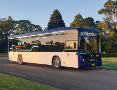 Siemens Charging Infrastructure Will Power Electric Buses in Australia