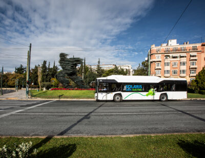 Solaris Wins Tender for up to 30 e-Buses in Genoa