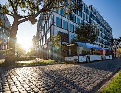 Electric Solaris Buses Will Debut in Rybnik