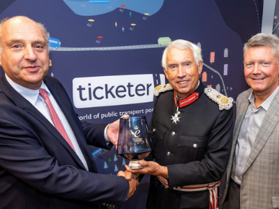 Ticketer Hosts Ceremony for the Queen's Awards for Enterprise