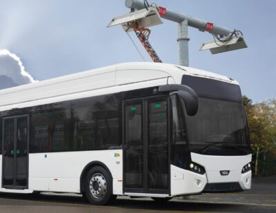 TPER and VDL Bus & Coach: 7 Electric VDL Citeas for Bologna