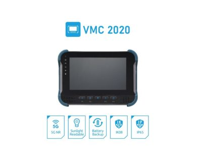 VMC 2020: 8″ Rugged Vehicle Mount Computer with IP65 Waterproof