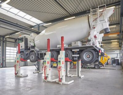 Stertil-Koni – How to Operate Mobile Columns Instructional Video
